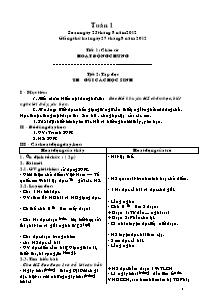 Giáo án Tổng hợp Lớp 5 - Tuần 1 - Năm học 2012-2013 - Đặng Văn Tuấn