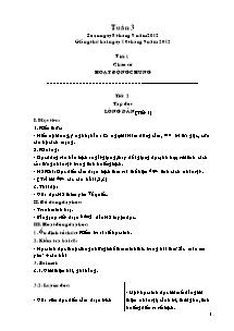 Giáo án Tổng hợp Lớp 5 - Tuần 3 - Năm học 2012-2013 - Đặng Văn Tuấn